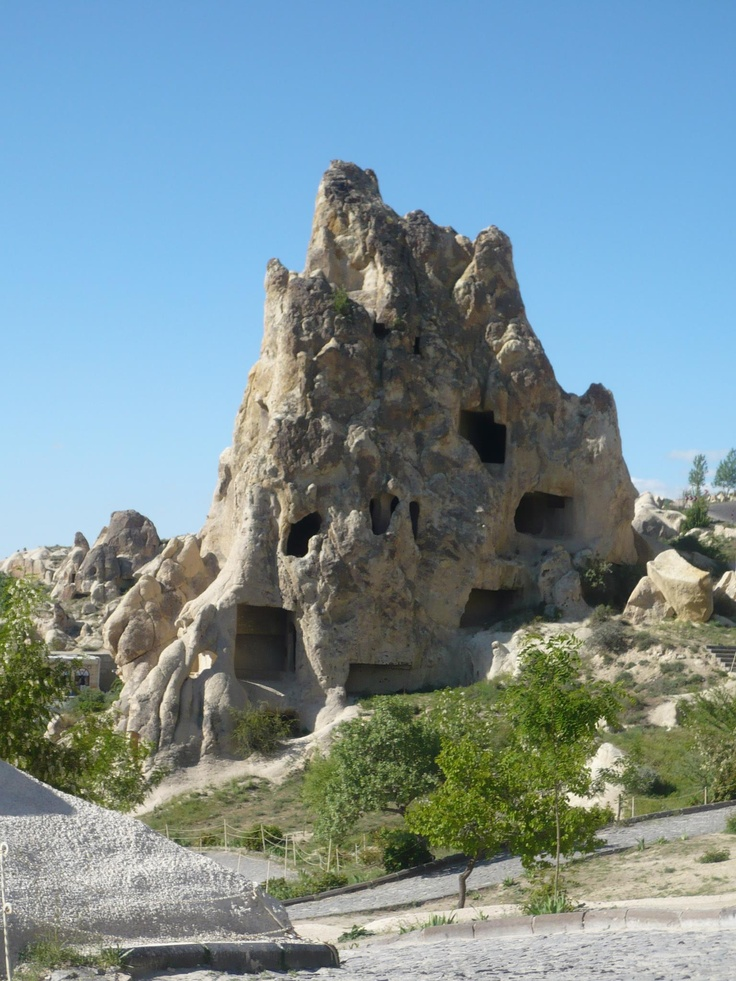 Cappadocia, Nevsehir Turkey