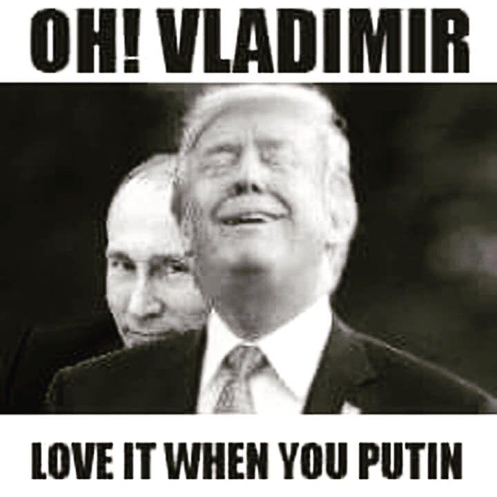 I M Your Back Door Man America American Russia Russian Trump President Putin Usa Ussr Back Door Man Love Love Funny Memes Dark Humor Hilarious
