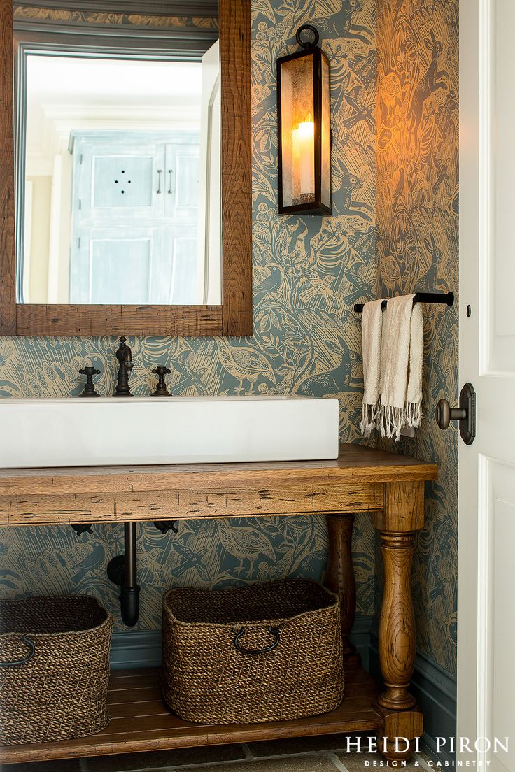 Heidi Piron Design and Cabinetry - Bathrooms - 1