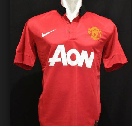 Jual Jersey Manchester United Home 2014 Grade Original