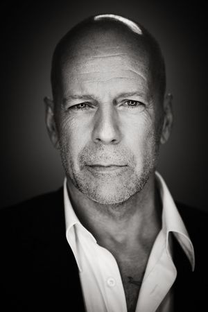 Bruce Willis. My favorite male actor of all time.