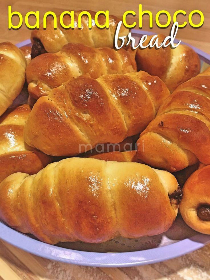 Saya seperti ketagihan bikin roti.sehari dua hari gak nguleni...rasanya ada yang hilang dalam hidup saya ( gombal :D ).  Resep yang saya pa...