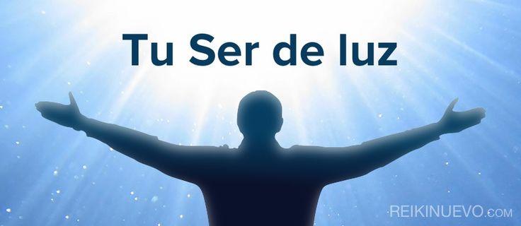Tu Ser de luz http://reikinuevo.com/tu-ser-de-luz/