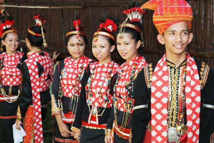 Dusun Lotud from Tuaran