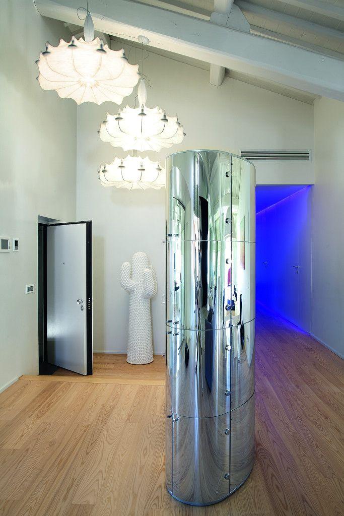 Evolution door. Linea Piano.