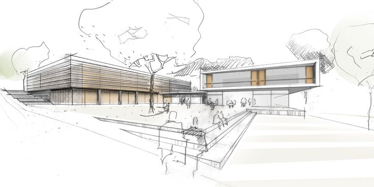 Neubau eines Multifunktionsgebäudes ... 138567   competitionline - Wettbewerbe und Architektur
