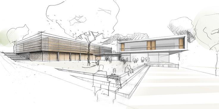 Neubau eines Multifunktionsgebäudes … 138567 | competitionline – Wettbewerbe und Architektur