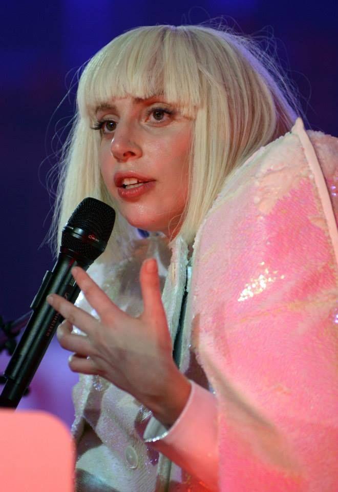Lady Gaga: Concert