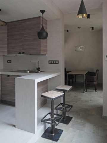 Moscow Apartment by Peter Kostelov - News - Frameweb
