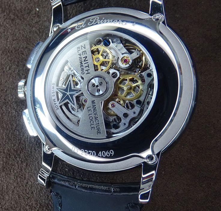 Zenith Elite Chronograph Classic calibre El Primero 1