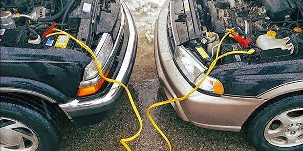 Media Belajar : Cara Jumper Accu Mobil