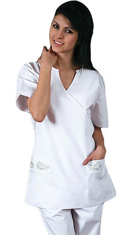 Asian style scrubs