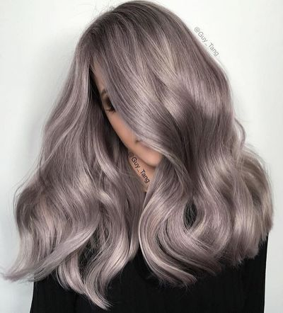 Best 20+ Guy tang silver metallic