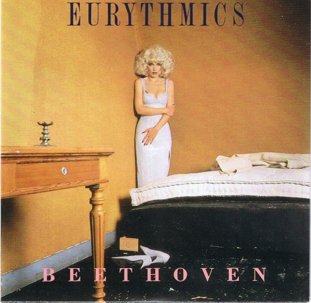 The Ultimate Eurythmics Website For Fans Of Dave Stewart And Annie Lennox - EUBEETHOVENUKPROMOCD1