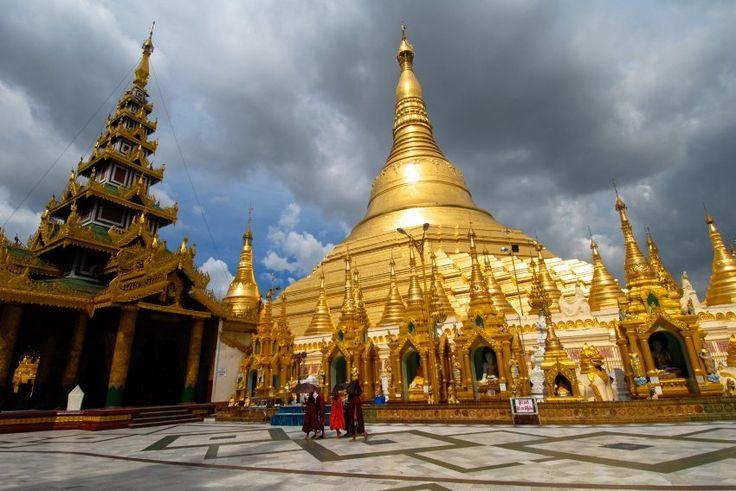 Rangun: Burmas Metropole im Wandel