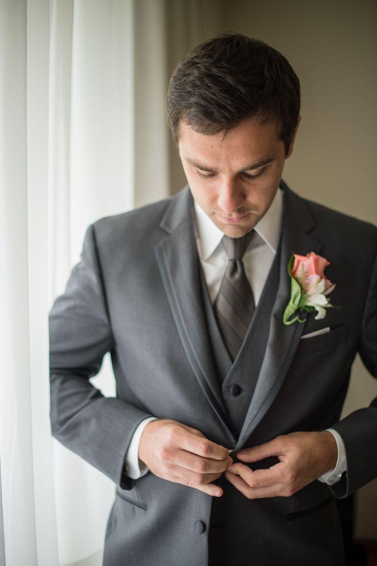 Grey Mens Formalwear