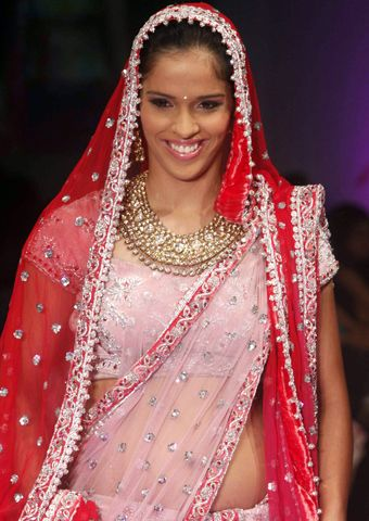 Saina Nehwal is set to take on ramps yet again!