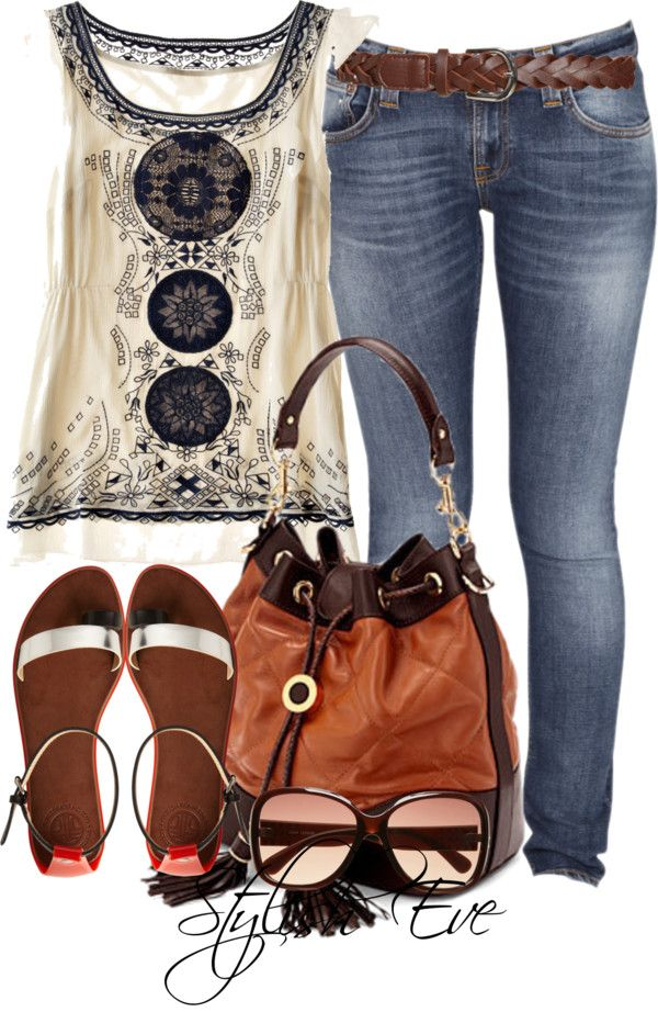 Very cute, not a fan of skinny jeans, but it would prob still work with straight leg jeans