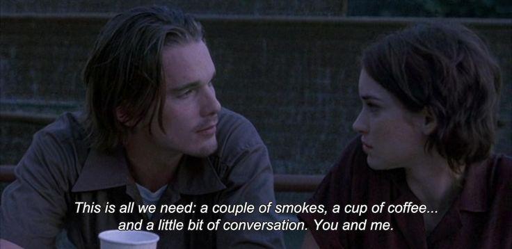 """""""You and me and five bucks"""" Reality Bites (1994)"""