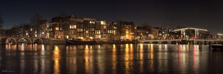 canals of Amsterdam - #GdeBfotografeert