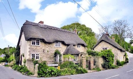 British country cottages