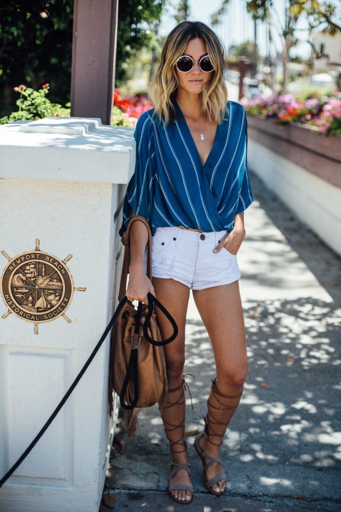 My favorite summer tops on sale! Free People Tops on Sale | palms to pines