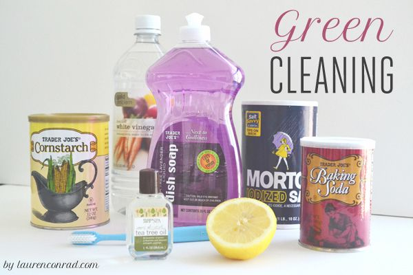 DIY Green Cleaning #DIY #cleaning #green
