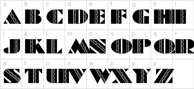 Free Fete Accompli Font - faux-mexican fonts - Free Fete Accompli.ttf Installation