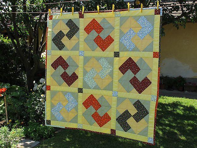 Ravelry: olgavlcka's quilt