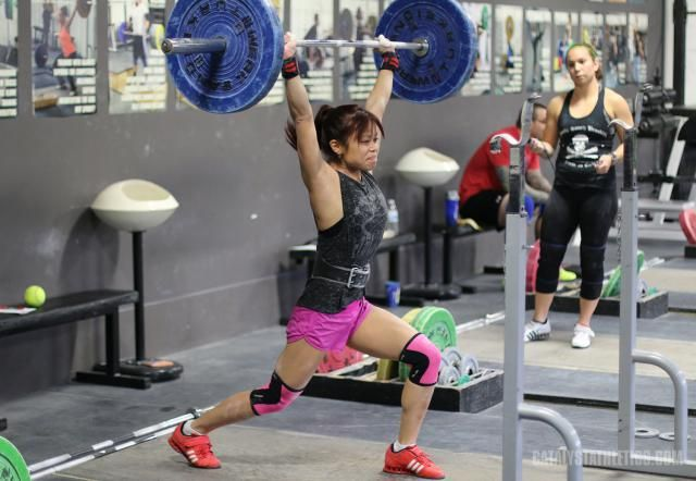 Weightlifting for Women: It Won't Make You Big http://crosstraining.about.com/od/Olympic-Weightlifting/fl/Weightlifting-for-Women-It-Wont-Make-You-Big.htm?utm_term=Staying+Active+Newsletter&utm_content=bufferde347&utm_medium=social&utm_source=pinterest.com&utm_campaign=buffer