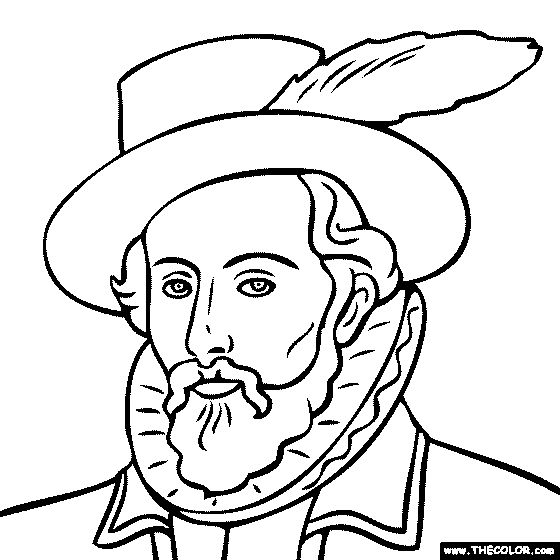 sir yipsalot coloring pages - photo#1
