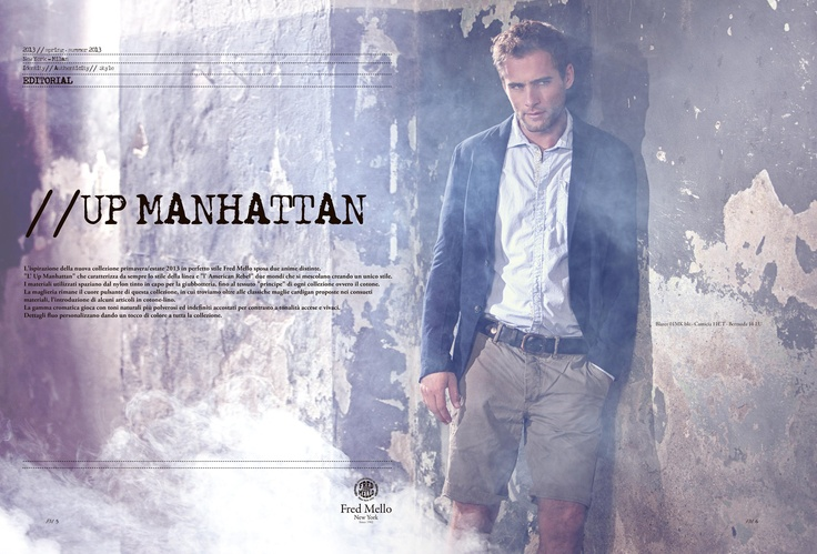 Up Manhattan style #easychic #metropolitan #totallook#fredmello #fredmello1982 #newyork #accessories#springsummer2013 #accessible luxury #cool #usa #