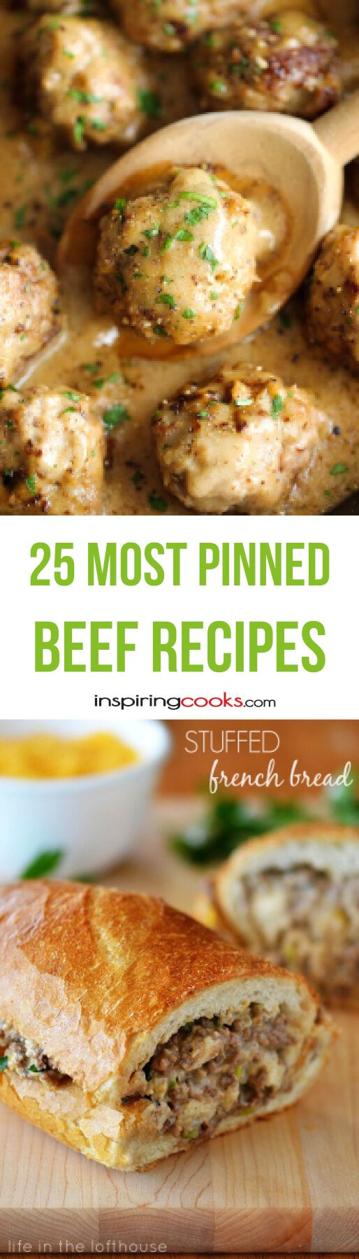 So here ya have it……….the most pinned beef recipes on Pinterest! Oh ya, you always wondered what the most pinned beef recipes on pinterest are haven't you? I sure have, so I decided to find out for myself and I'm sharing what I found with you. There are some great recipes here. Some of these...Read More