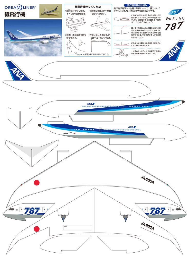 1752 best airplane papercraft images on pinterest