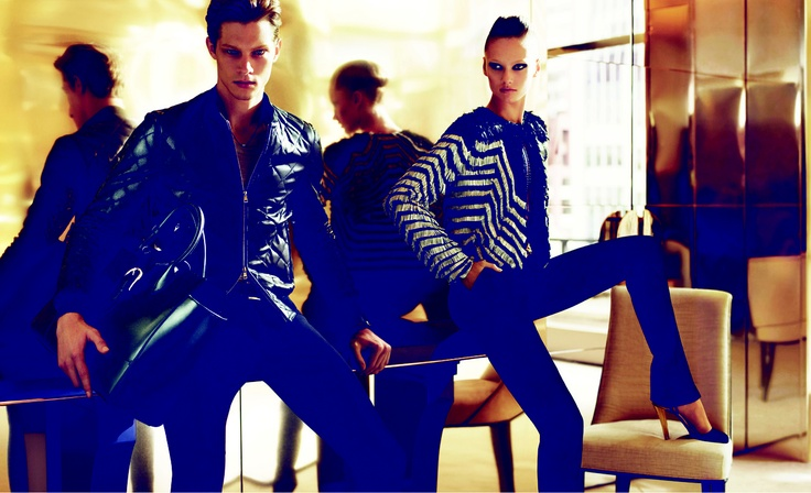 Gucci Spring Summer 2012 Advertising Campaign: www.gucci.com