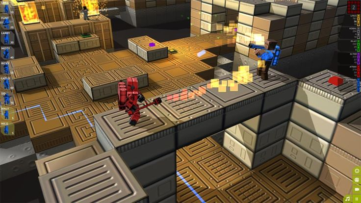 Review: Cubemen 2 (Wii U)