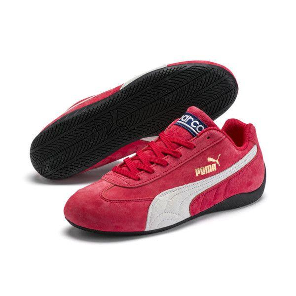 PUMA Speedcat OG Sparco Sneakers, Red, 11 | Motorsport shoes ...
