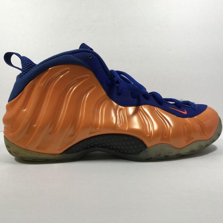 Nike Air Foamposite One Knicks Size 12