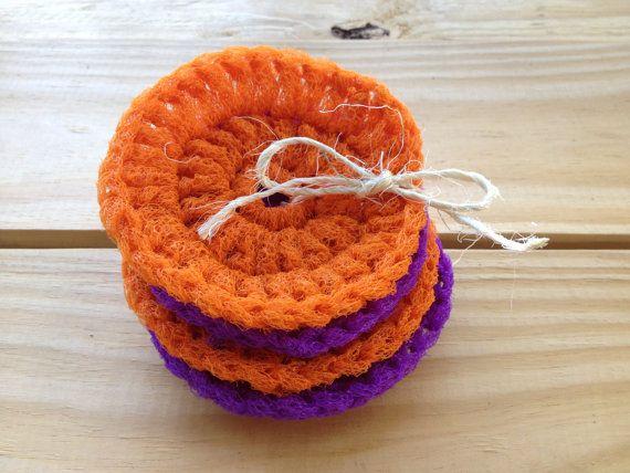 Crochet Kitchen Scrubbies : Crochet Kitchen Scrubbies