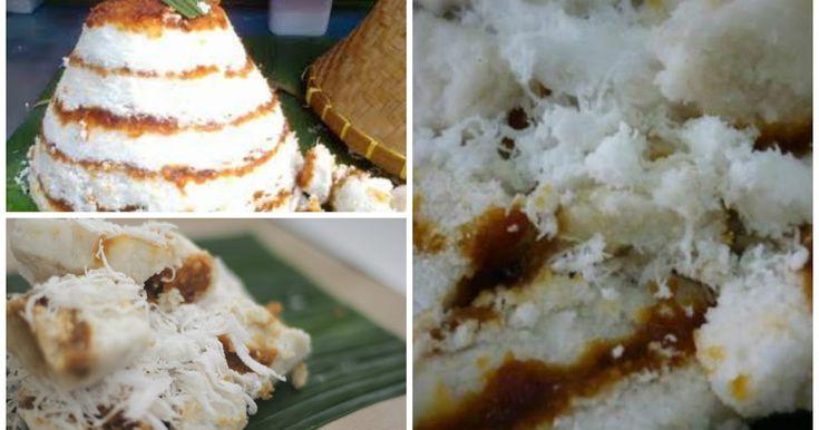 Kue Dongkal Jajanan Lembut dan Manis Khas Betawi Jakarta - Kuliner Jakarta