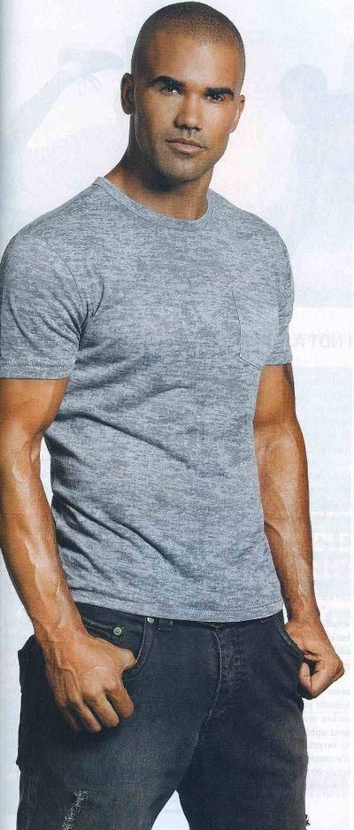 17 best images about shemar moore derek morgan on for Shemar moore tattoos