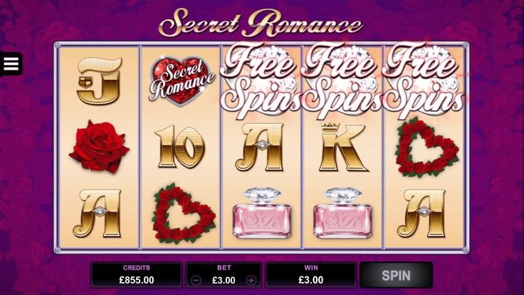 About Secret Romance Secret Romance is a simplistic little video slot from the Microgaming collection. Based on romance, you can expect plenty of lovey-dovey symbols to appear in this title, including roses, perfume, rings, hearts and more. Secret Romance may not be the most original slot out there, but it is ideal for players on …
