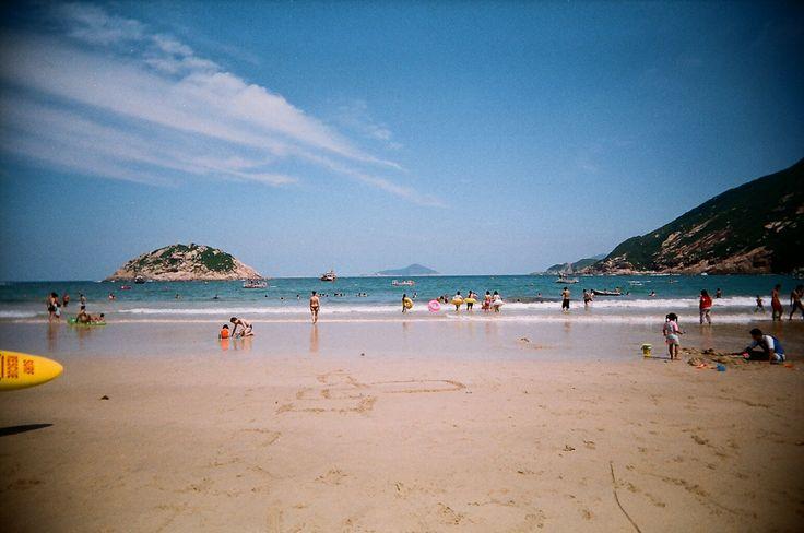 Photo Essay: Shek O, Hong Kong.