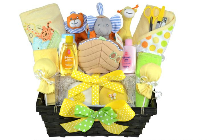 Baby Gift Basket Nyc : Best images about baby gift baskets on