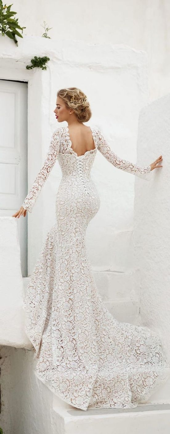 40+ Most Stunning Wedding Dresses That Will Take Your Breath Away - EcstasyCoffee