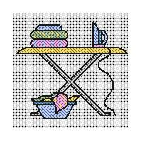Cleaning Cross Stitch