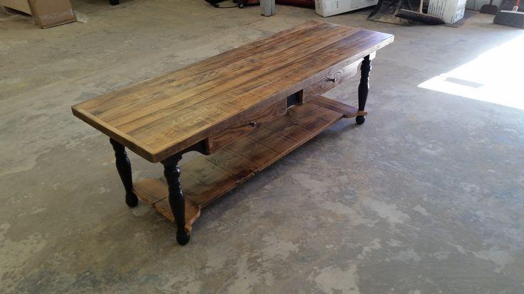 Coffee Table Barn Board Reclaim Pine Pinterest Coffee Coffee Tables And Tables