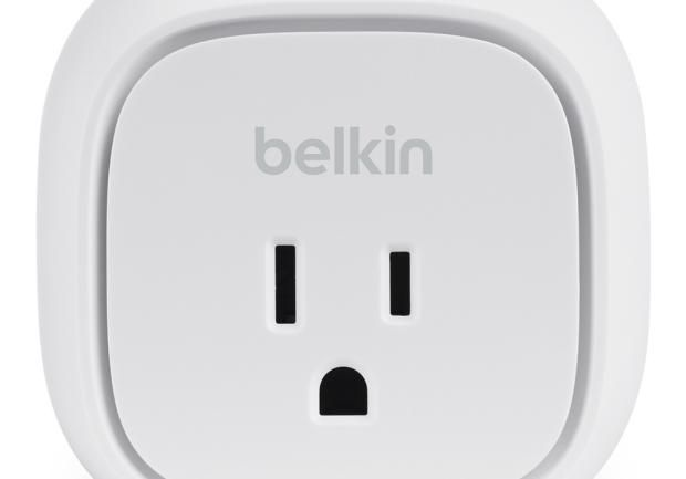 Belkin WeMo Insight Switch allows you to turn your electronics on and off and program them remotely via the WeMo app