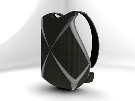 Green to Go: Sustainable, Multi-Talented Electronic Backpack | Gadgets, Science & Technology