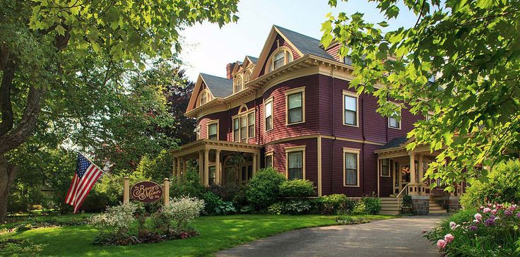 Rockland Maine bed and breakfast
